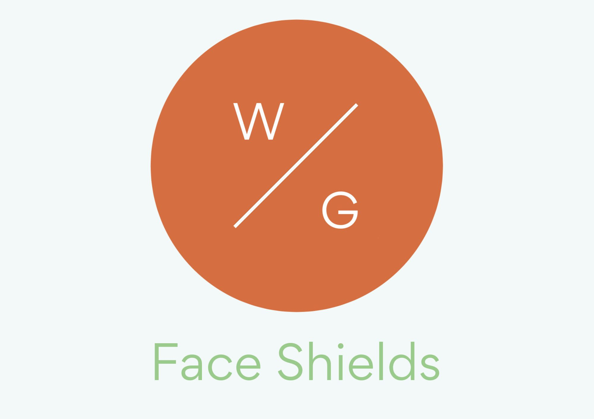 WG Face Shields